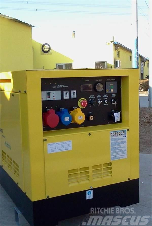 Kubota Grupos Geradores Diesel EW400DS