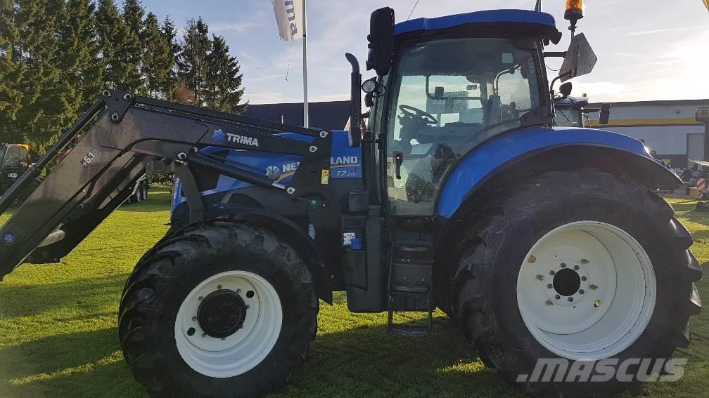 New Holland T7.200 AC  SS