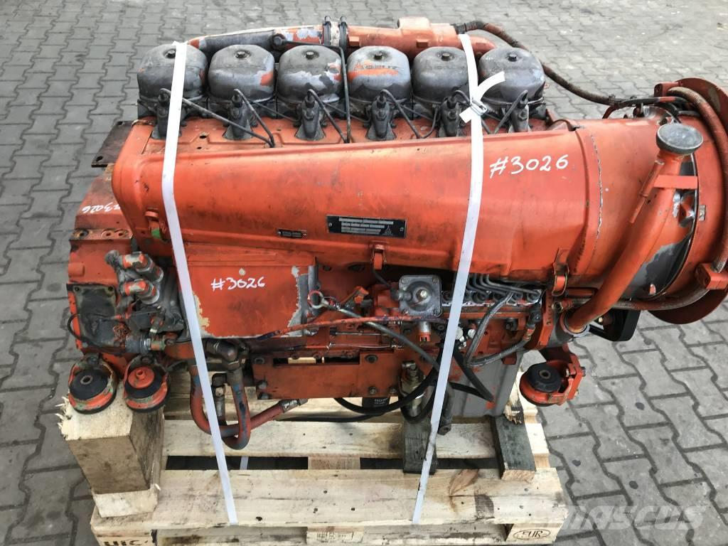 Deutz BF6L913 Turbo