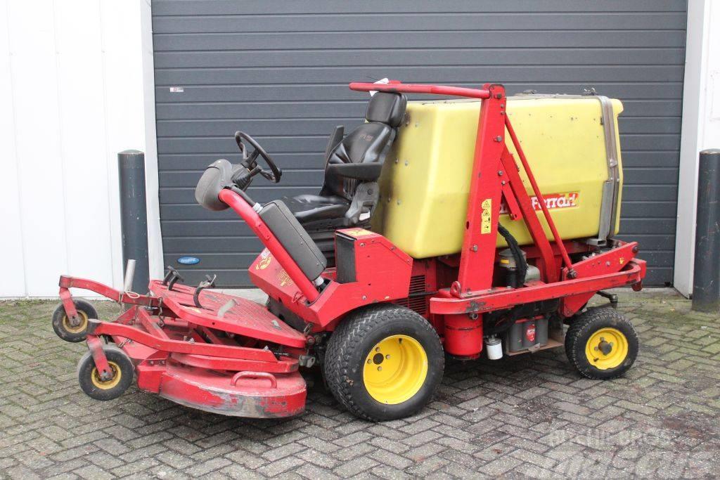 Gianni Ferrari Turbo 1 zitmaaier / Aufsitzmäher / lawnmower