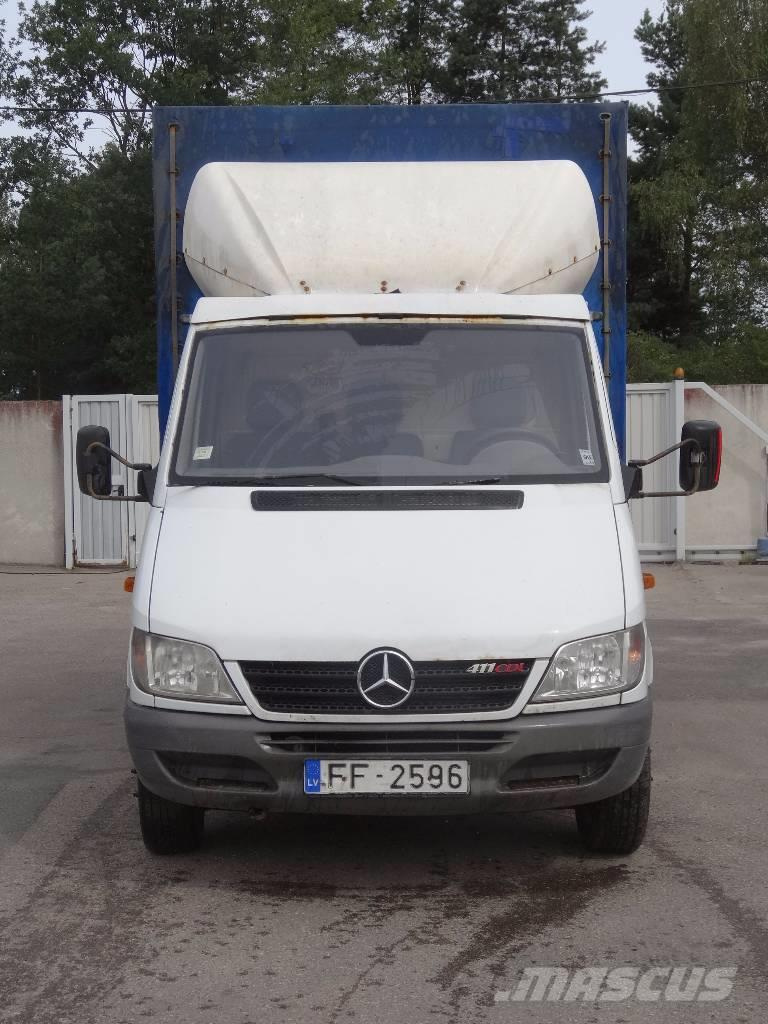 Mercedes-Benz SPRINTER 411CDI
