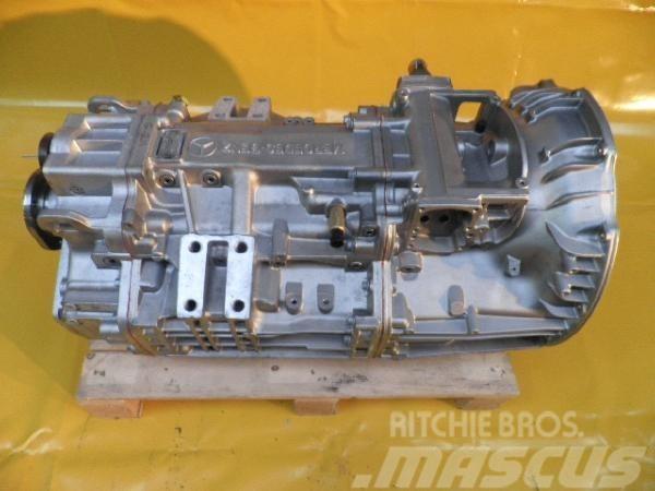 Mercedes-Benz Actros G211-16 / G 211-16 EPS Retarder vorbereitet