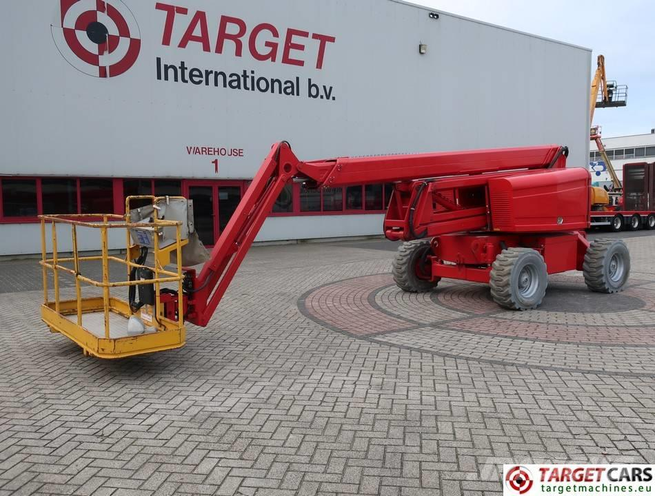 HAB GT20JE4WD Articulated 4x4 Electric BoomLift 2006cm