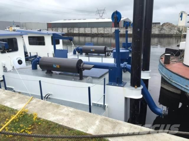 [Other] HDD Cutter Suction Dredger 200  (CSD 200)