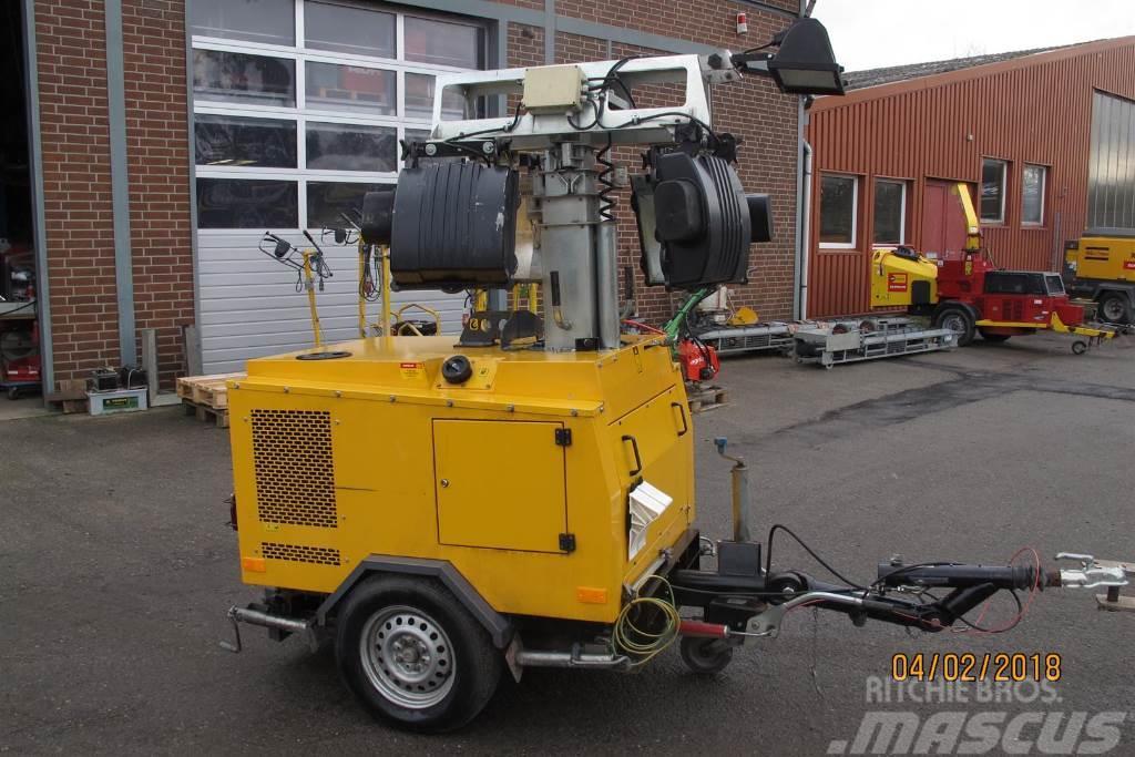 Atlas Copco QLTH40 Flutlichtanlage floodlight system