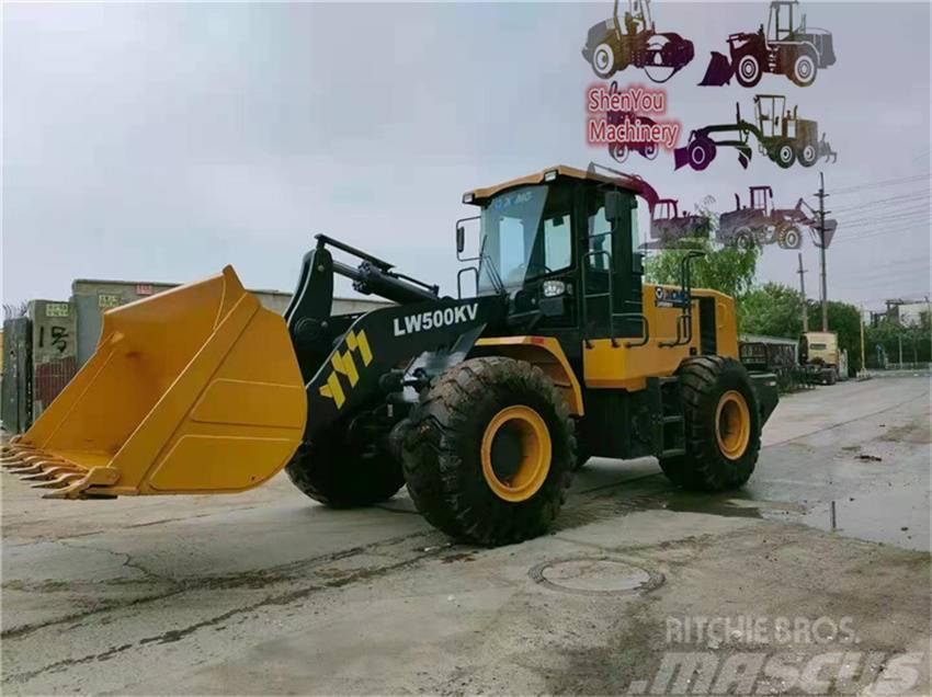 XCMG LW500KV