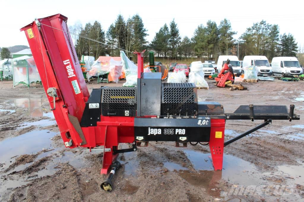 Japa 385 PRO - With deck