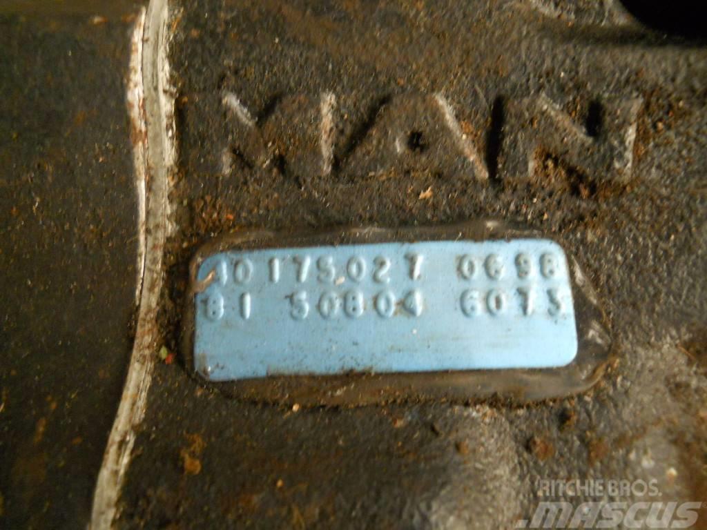 MAN Bremszange  81508046073, 2005, Hjulaxlar