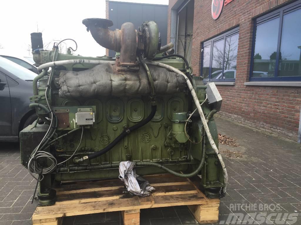 Detroit Diesel 6-71 T