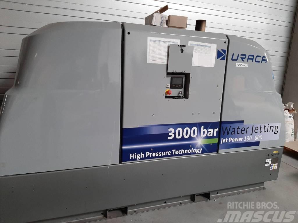 URACA URACA JET Power 180 kW
