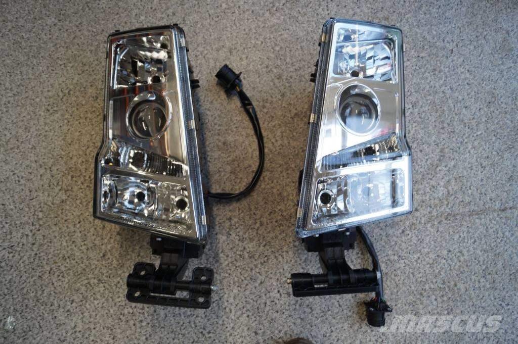 Volvo FH13 / front lamps / new one