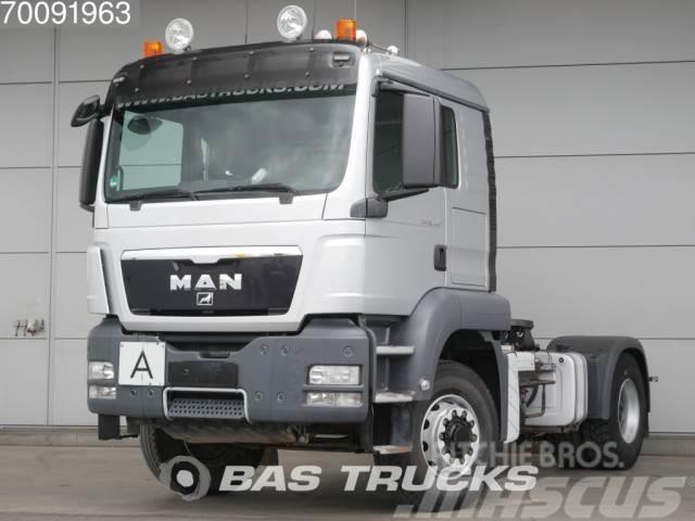 MAN TGX 18.440 L 4X4 Manual 4x4 Hydraulik HydroDrive E