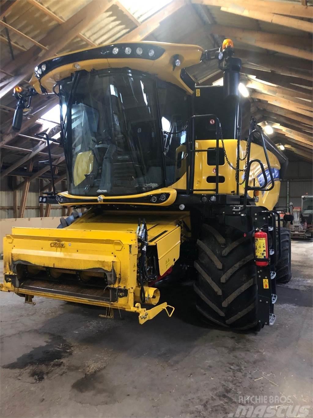 New Holland CX8.80 FSH