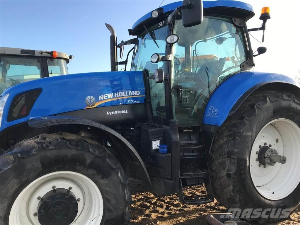New Holland T7.220 PC
