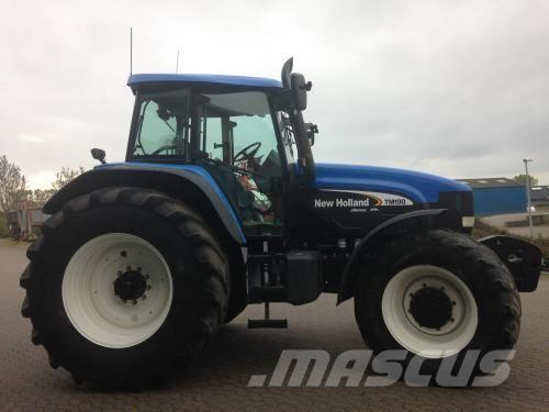 New Holland TM190 Deluxe SS