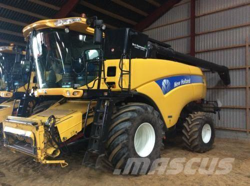 New Holland CX8080 FSH