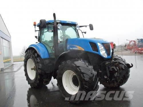 New Holland T7060 Deluxe