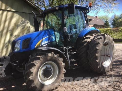 New Holland 6010 Plus 4WD