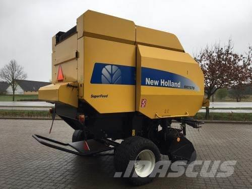 New Holland RC7070 Super Feed rundballepresser