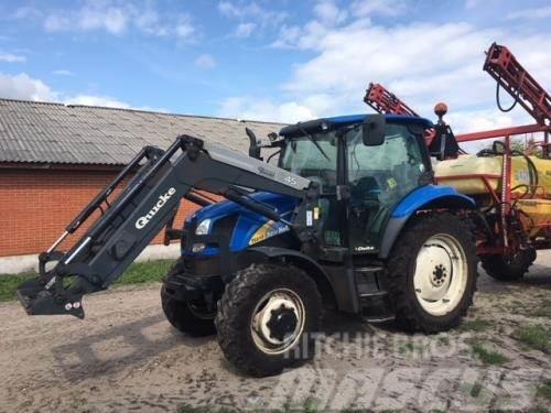 New Holland T6010 Delta m Ålø Q45