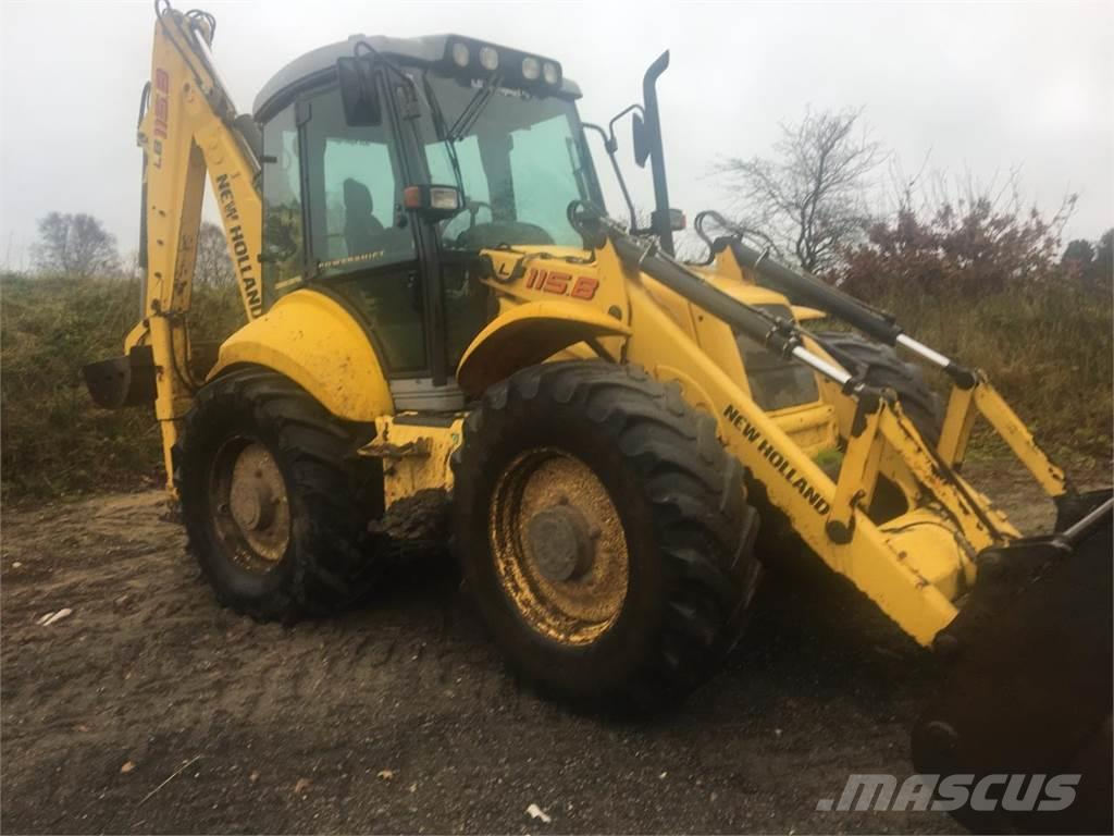 New Holland LB115 B