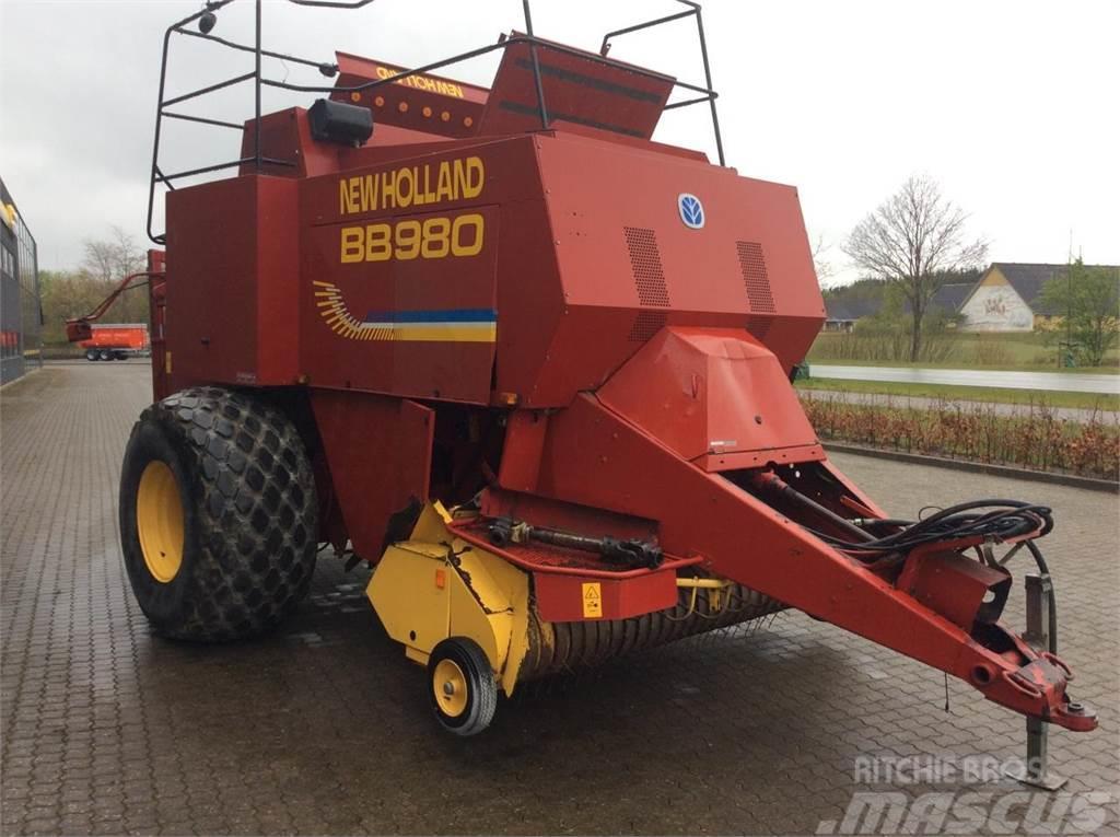 New Holland BB980 BIGBALLEPRESSE