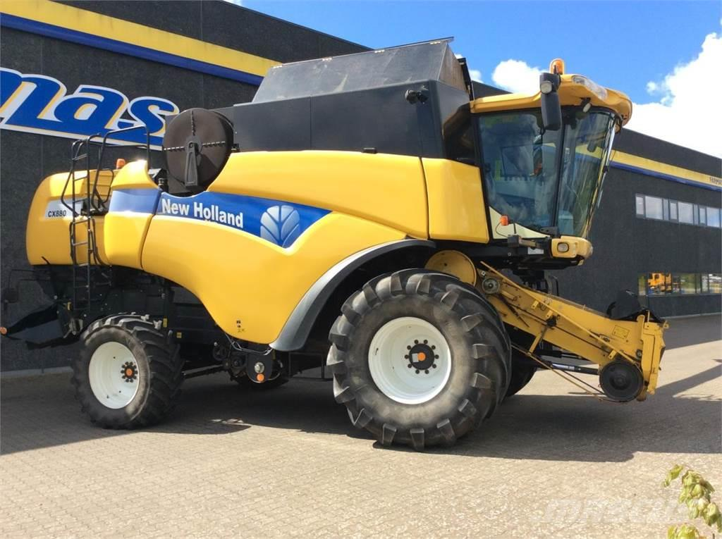 New Holland CX880 FSH