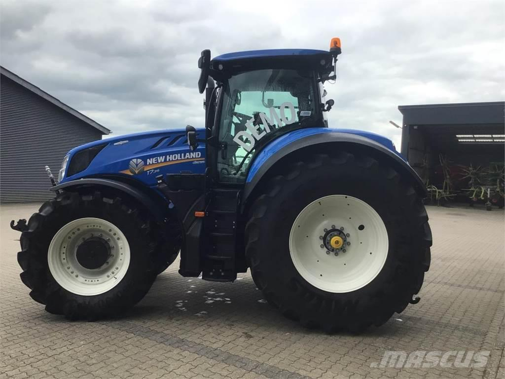 New Holland T7.315 AC Stage V Demo