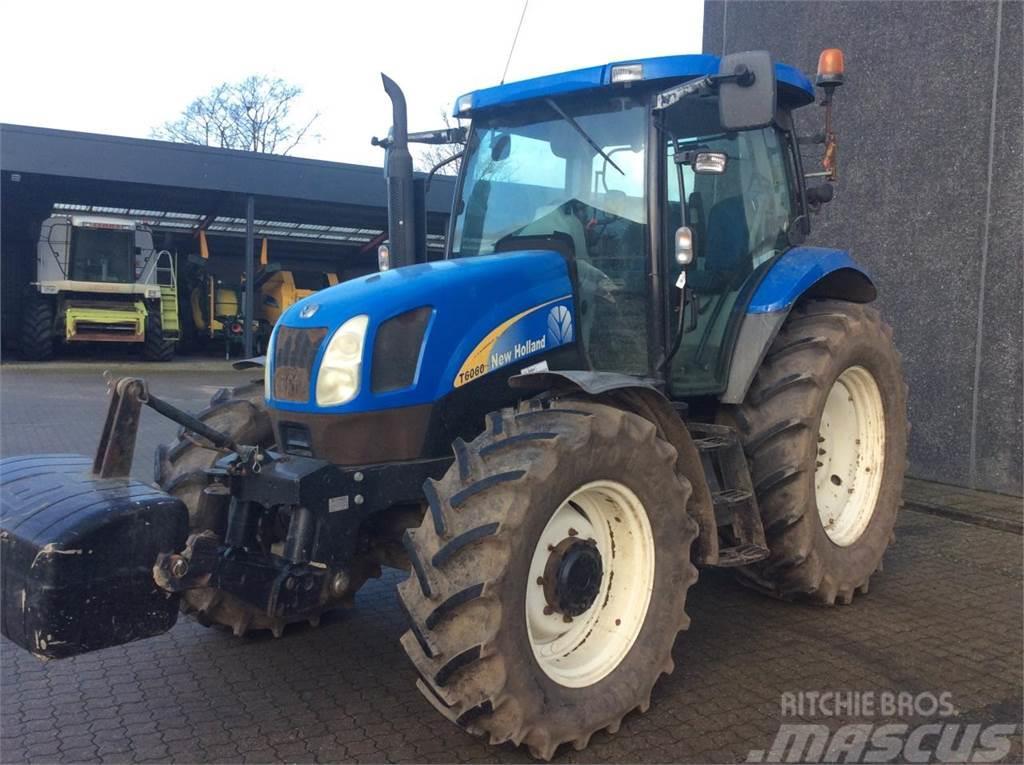 New Holland T6060 Elite