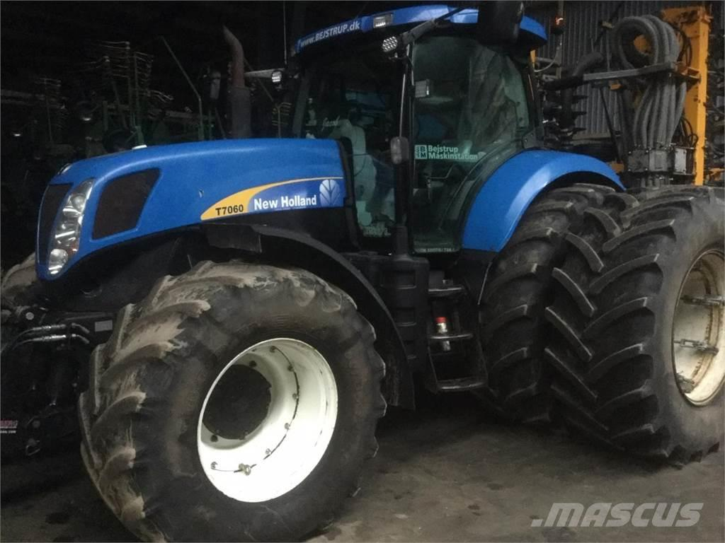 New Holland T7060 SS
