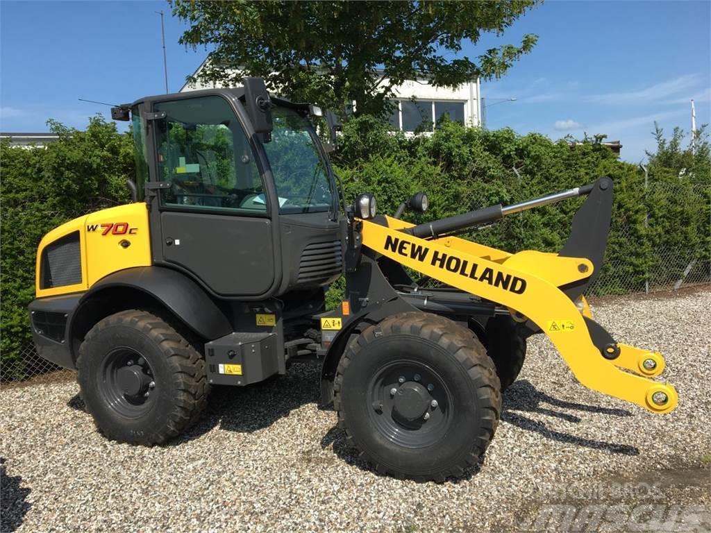 New Holland W70C ZB HS-AG