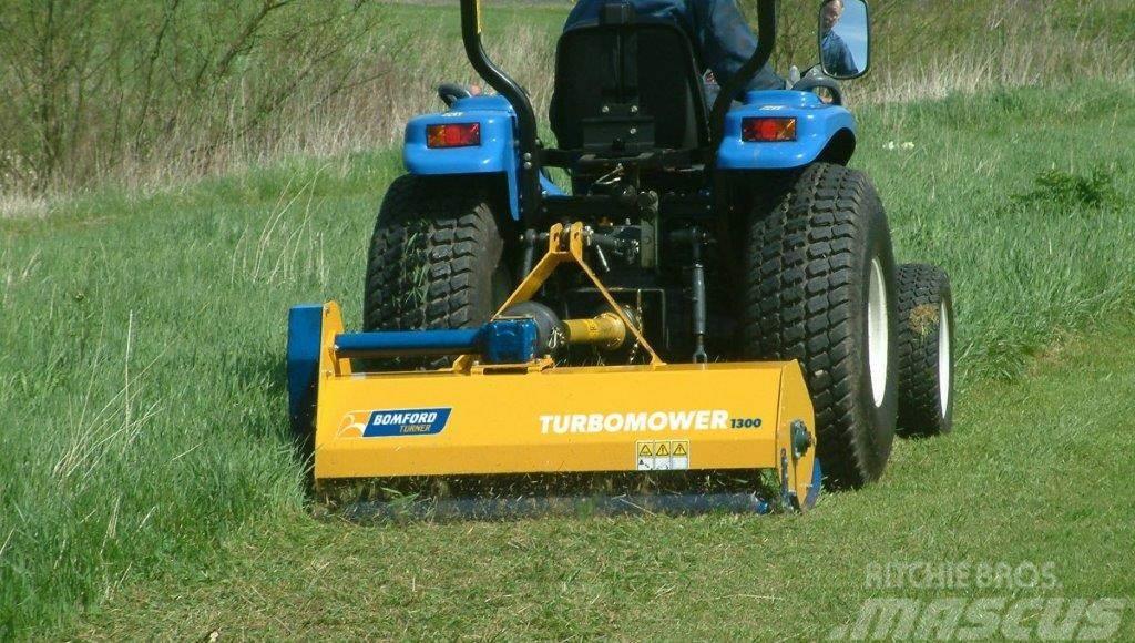 Bomford Turner Turbo Elite 150