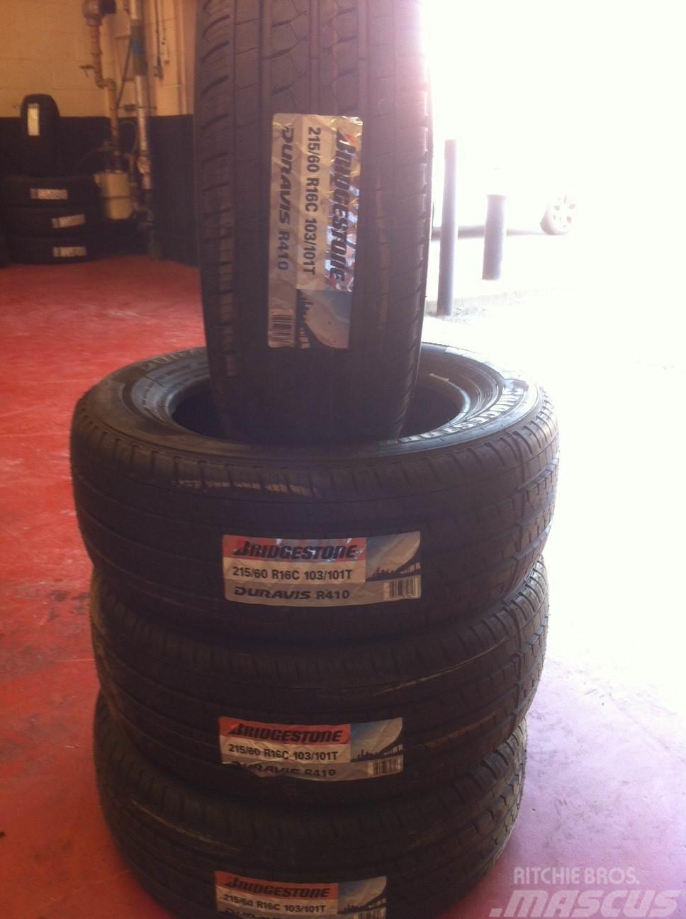 Bridgestone 215/60X16