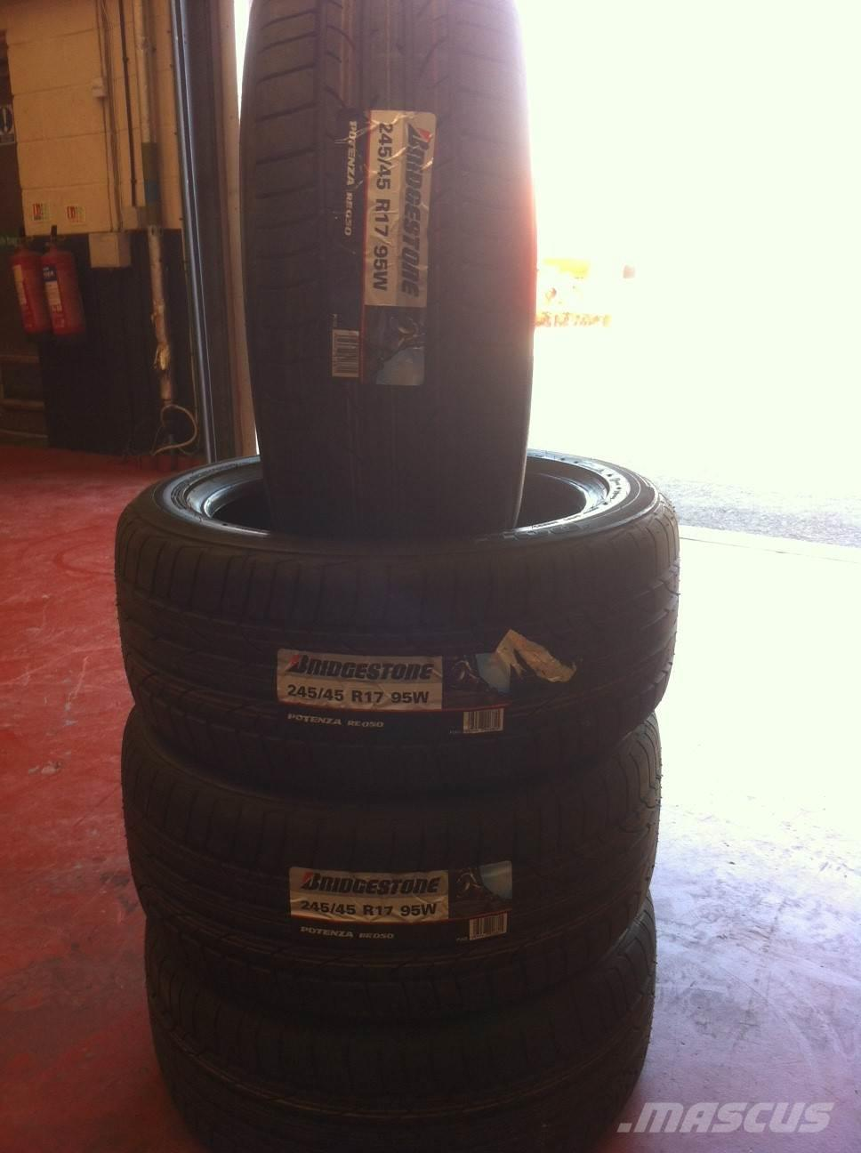 Bridgestone 245/45X17