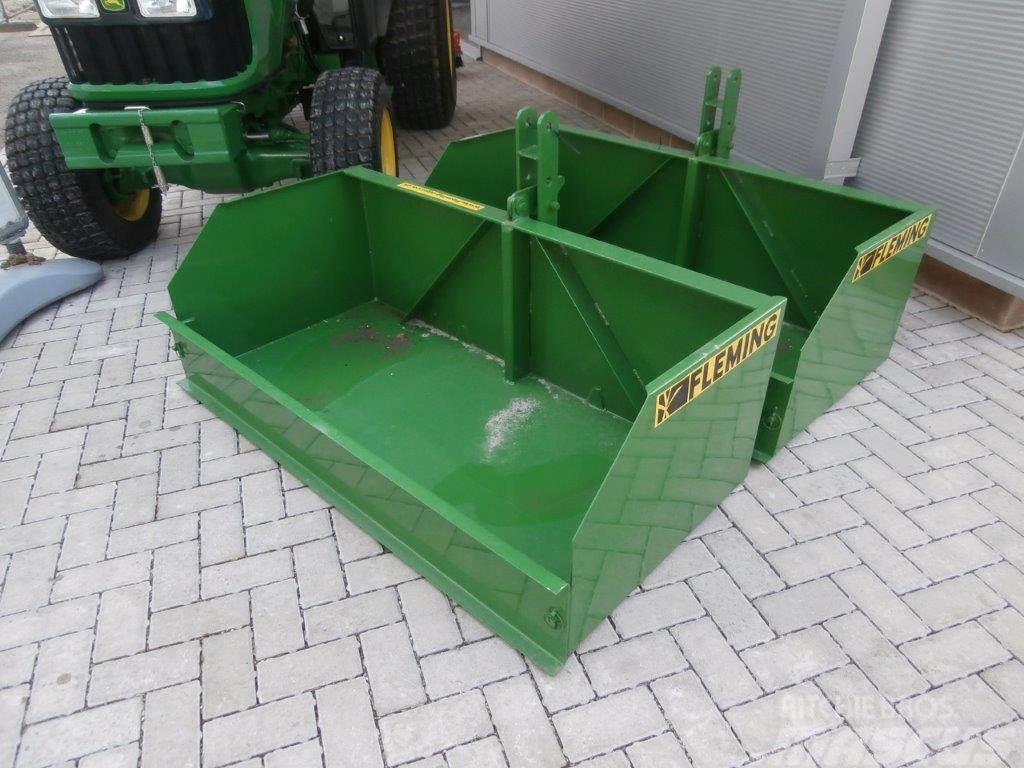 Fleming TB5 Transport Box