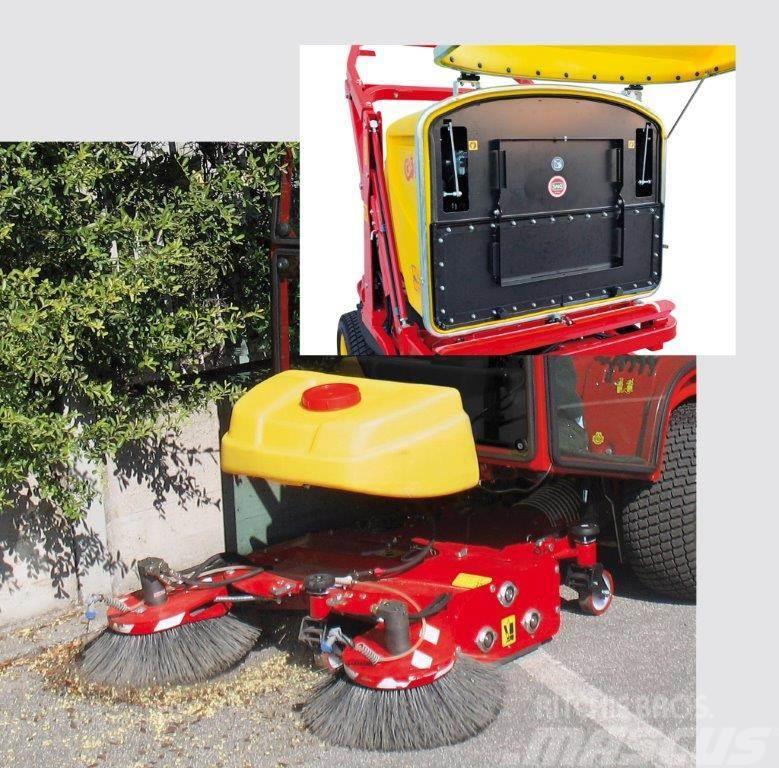 Gianni Ferrari Sweeper/Collector Attachment PG280