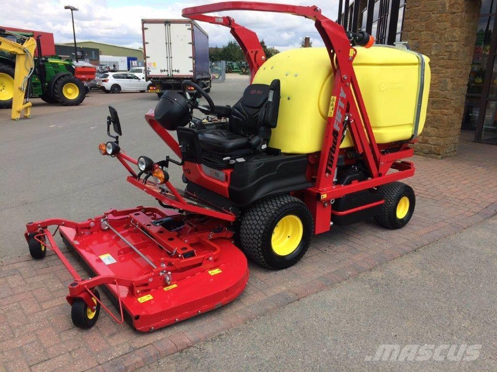 Gianni Ferrari Turbo 4Fifty Mower