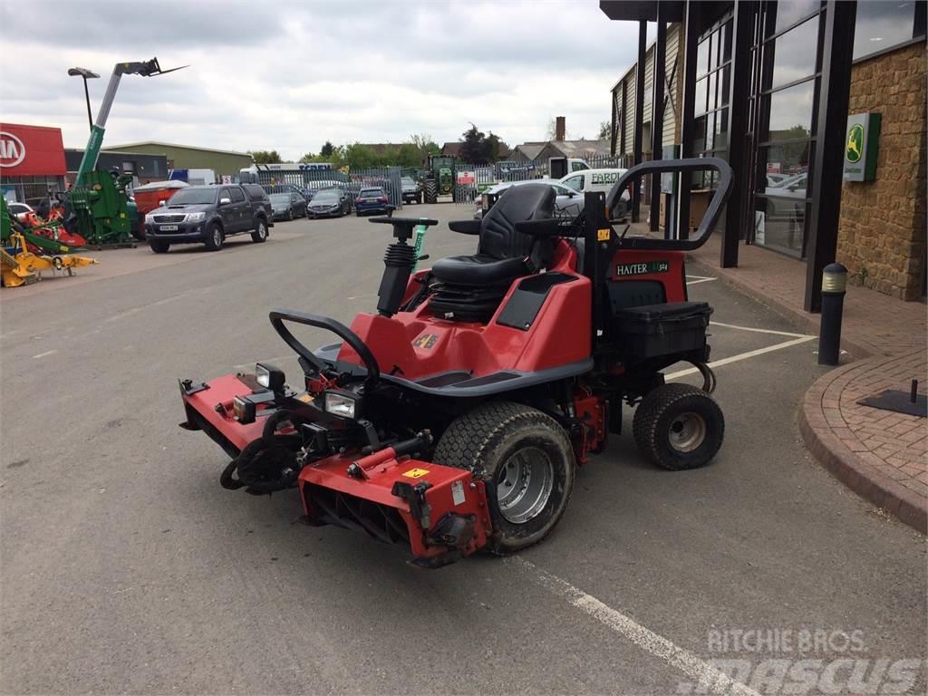 Hayter LT324 Triple Mower