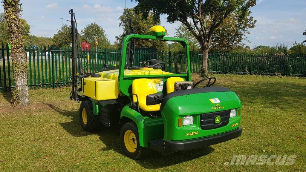 John Deere 2030 Pro Gator, Fitted With HD200 Sprayer