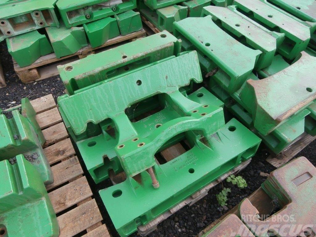 John Deere Front weight carriers, Övriga lantbruksmaskiner