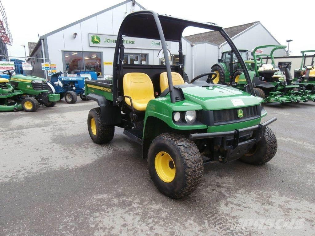 used john deere hpx gator utility machines year 2014 for. Black Bedroom Furniture Sets. Home Design Ideas