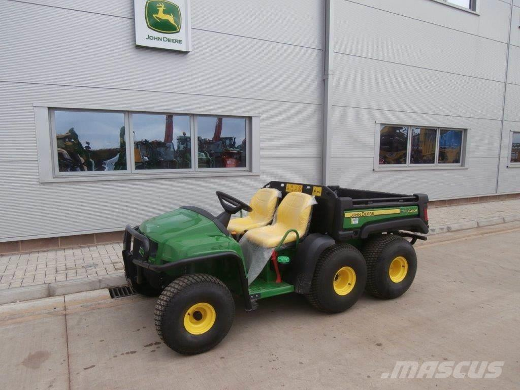 used john deere th 6x4 gator utility machines for sale mascus usa. Black Bedroom Furniture Sets. Home Design Ideas
