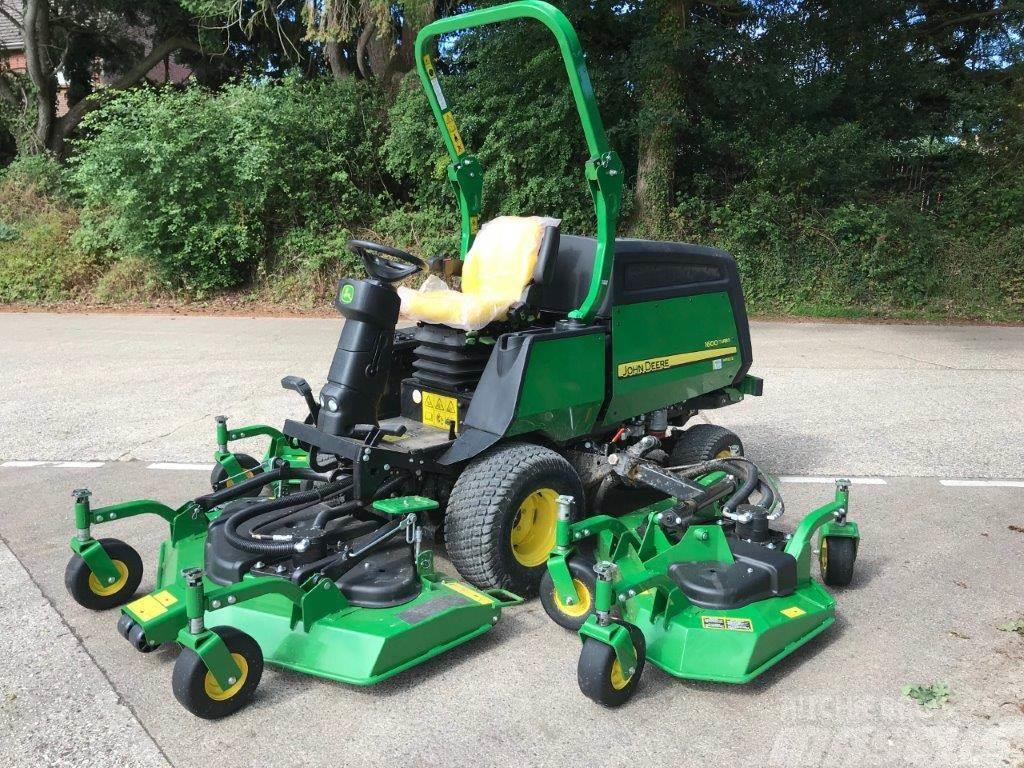 John Deere WAM 1600T Mower