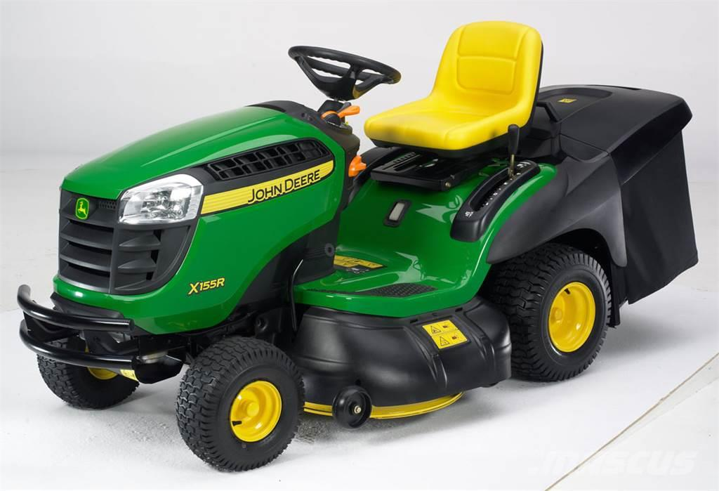 used john deere x155r riding mowers year 2014 for sale. Black Bedroom Furniture Sets. Home Design Ideas
