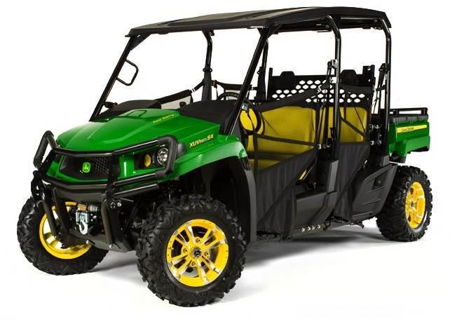 John Deere XUV590I S4 Gator