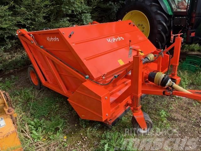 Kubota TSC 180 Sweeper Collector