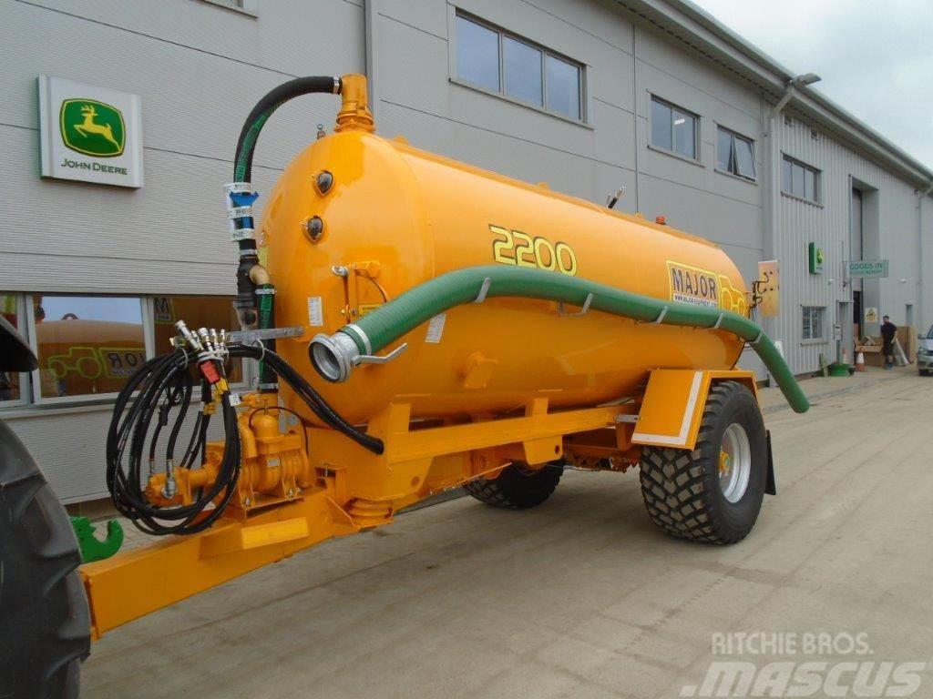 Major Industrial Tanker