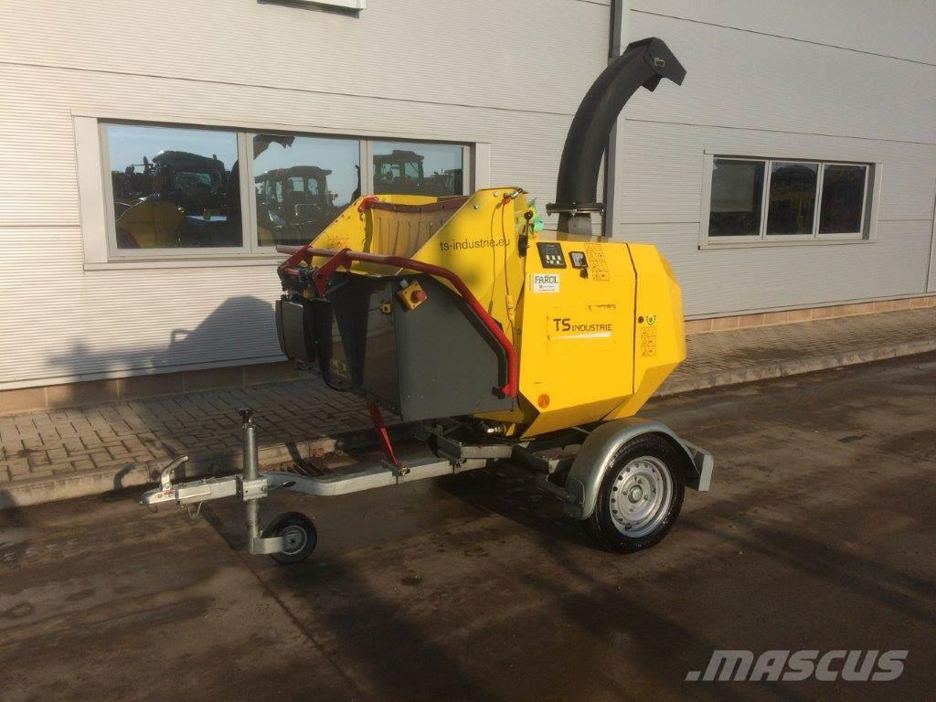 [Other] TS Industries WS/16-35D Turntable Chipper