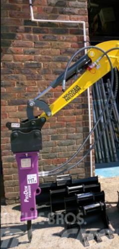 Prodem PRB008 Hydraulic Hammer