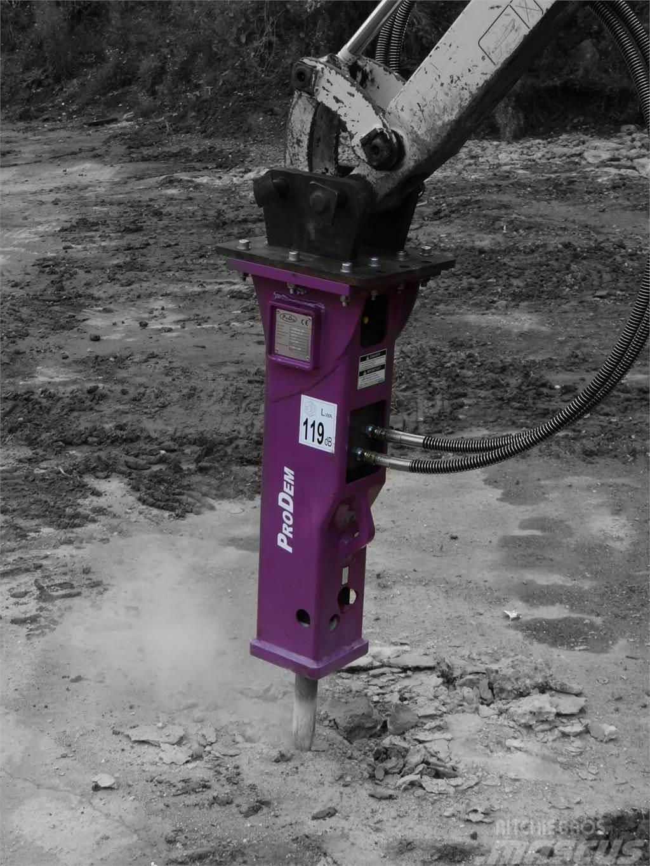 Prodem PRB010 Hydraulic Hammer